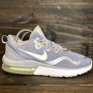 Nike Women's Air Max Fury Gray/White Sz 10